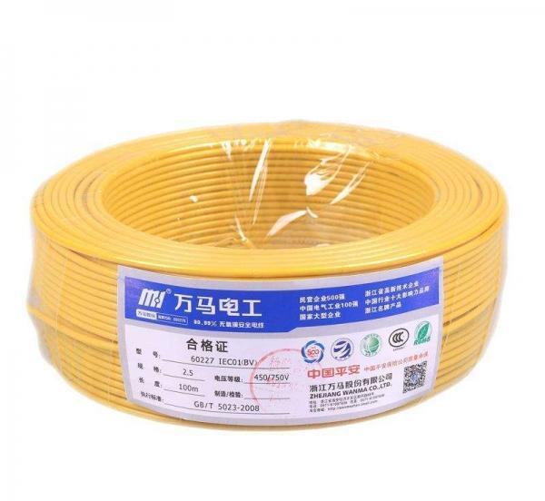 枣庄万马电缆